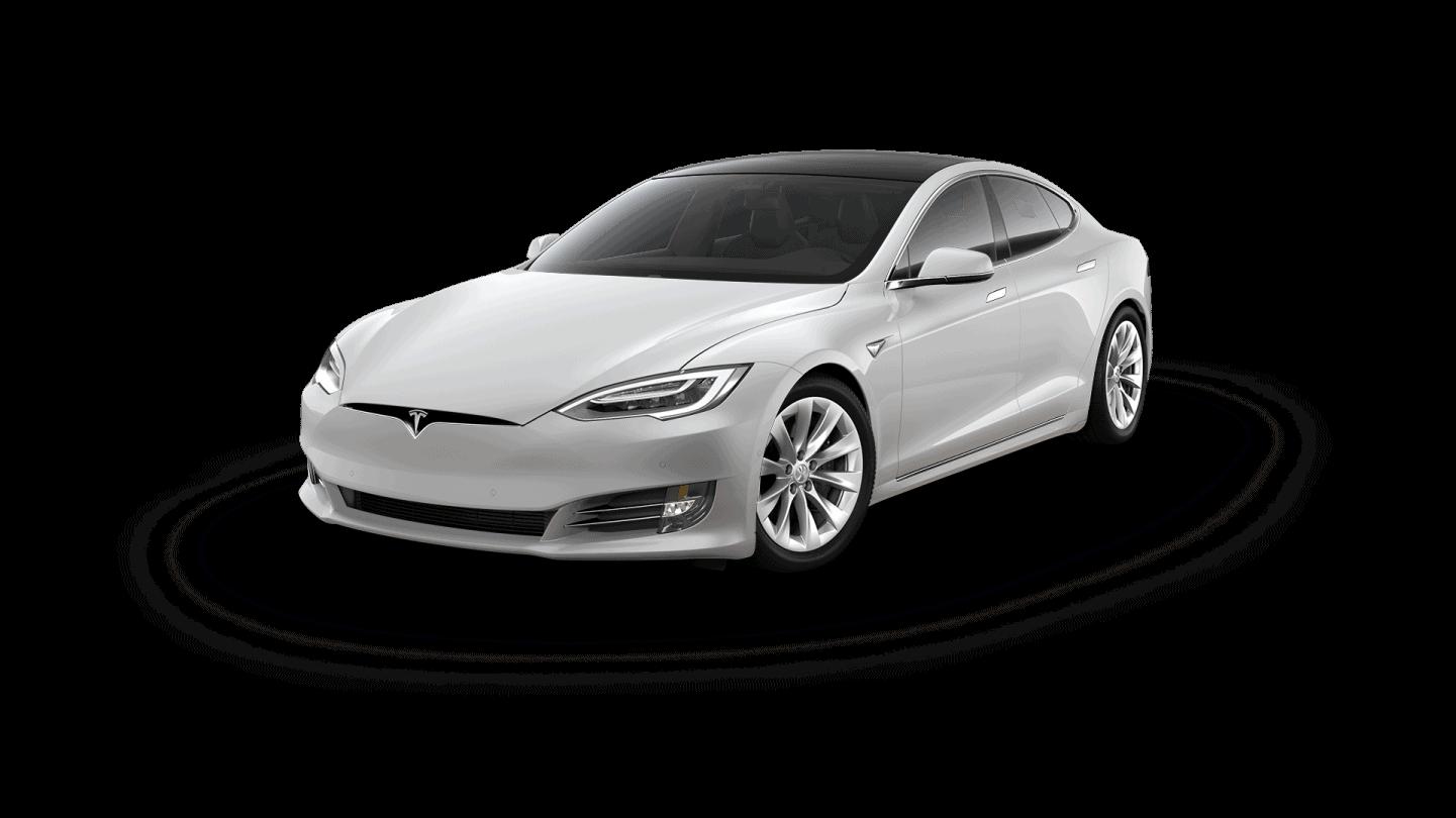 Tesla Model S - Elektroauto versichern ev4all