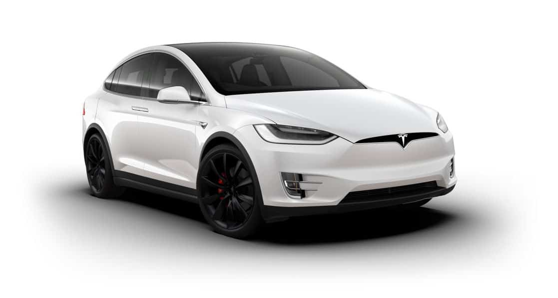 Tesla Model X - Elektroauto kaufen und verkaufen bei ev4all